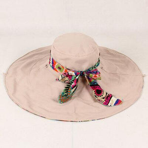 Cloth Sun Hat - Shungite Mountain
