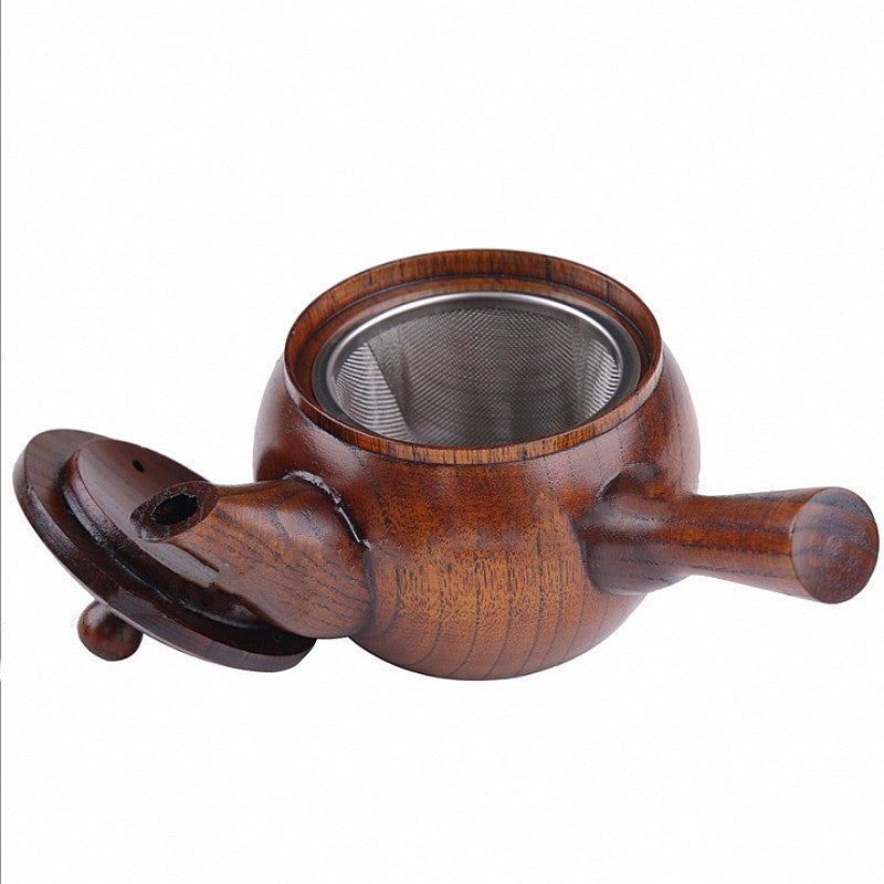 Wooden Tea Infuser - Shungite Mountain