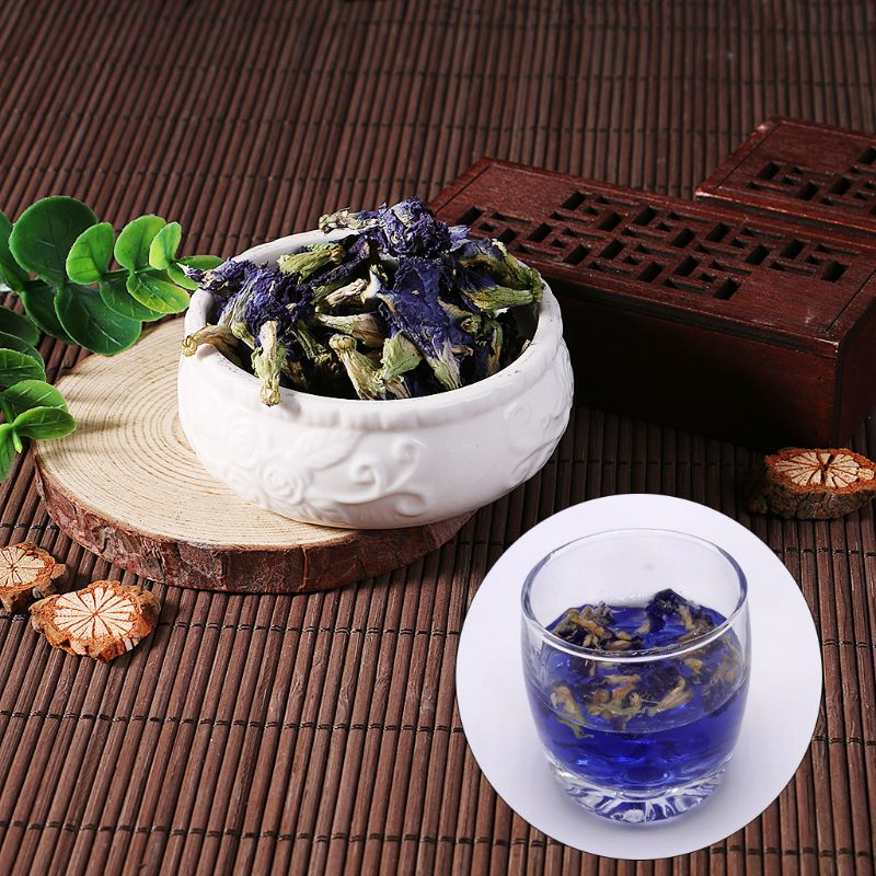 Blue Clitoria Tea - Shungite Mountain