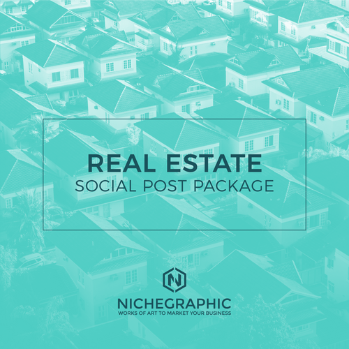 Real Estate Social Post Pack
