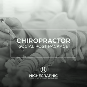 Chiropractic Social Post Pack