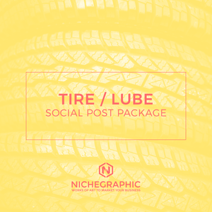 Tire & Lube Social Posts Pack