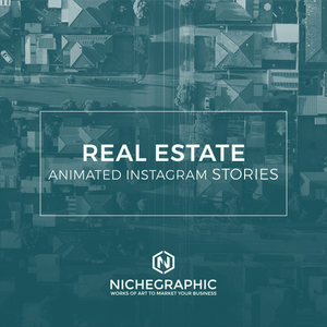 Real Estate Animations: Instagram Stories