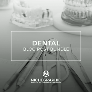Dental Blog Post Bundle