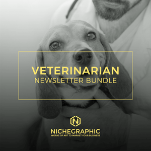 Veterinarian Newsletter Bundle