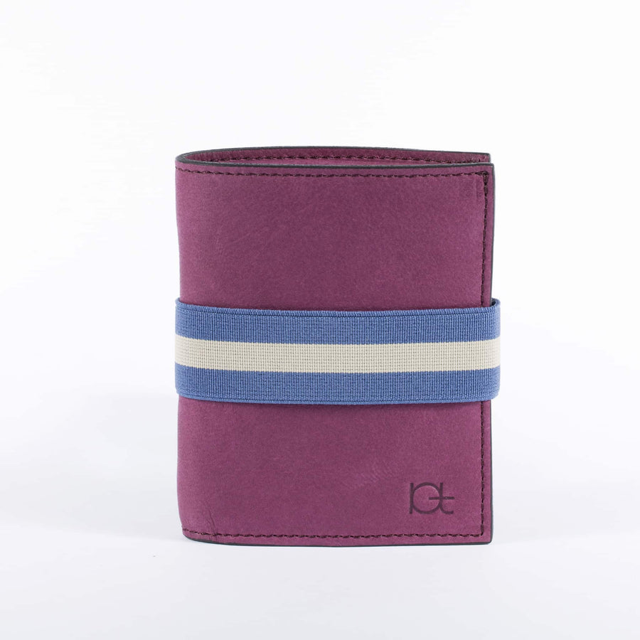 Man's Wallet color ciclamino