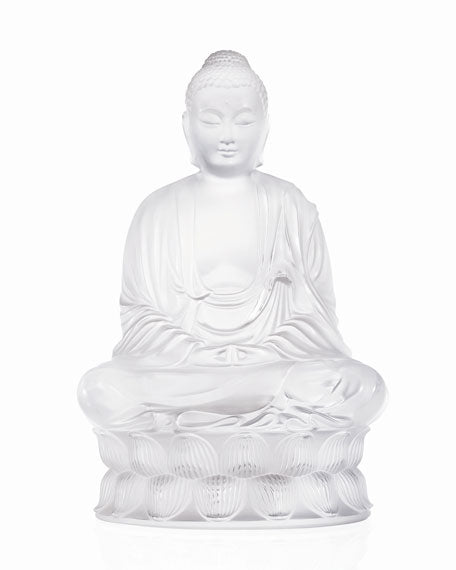 Clear Buddha Figure - TropicaZona
