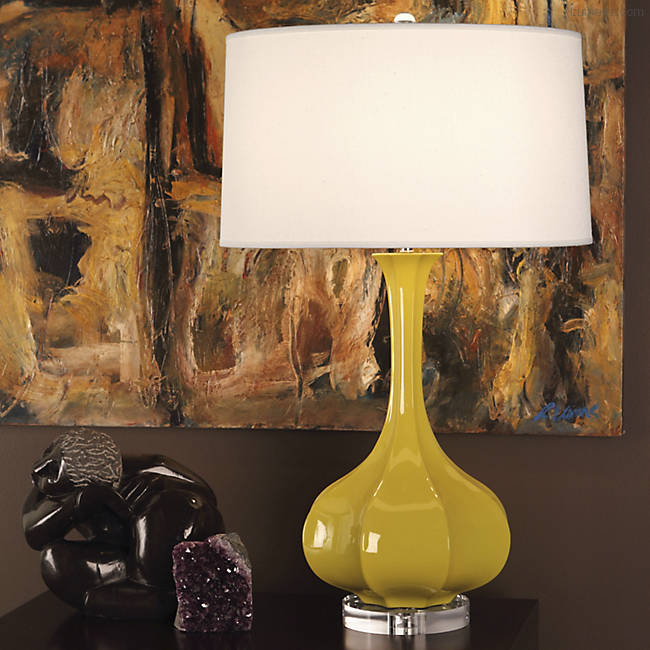 Pike Table Lamp by Robert Abbey - TropicaZona