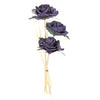 Mulberry (Saa) Paper Rose Diffuser Set, Purple - TropicaZona