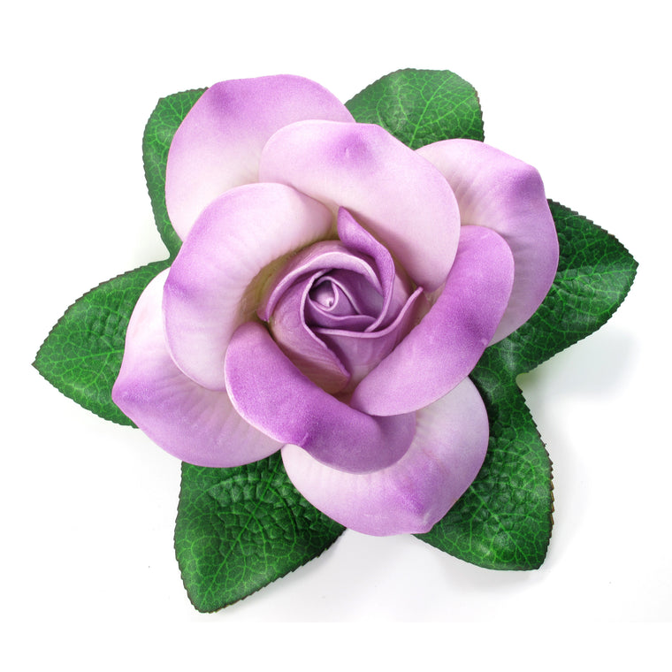 Floating EVA Foam Rose, Purple - TropicaZona