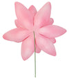 Large Floating Water Lily Foam Flower, Pink - TropicaZona