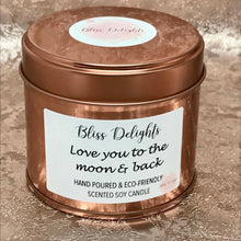 Load image into Gallery viewer, Bliss Delights Rose Gold Candle, Reed Diffuser & Bath Bomb Gift Set