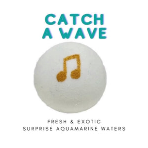 Catch a Wave Bath Bomb
