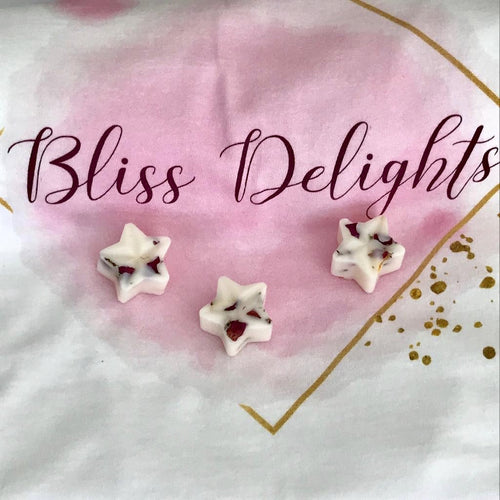 Bliss Delights Clean Cotton Soy Wax Melts | Heart Shaped Wax Melts