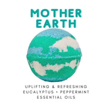 Load image into Gallery viewer, Mother Earth Bath Bomb