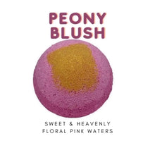 Load image into Gallery viewer, Peony Blush Bath Bomb