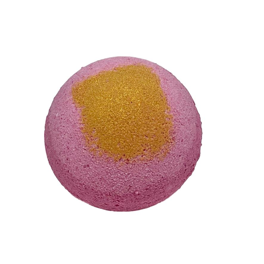Stephanie Llanelli Cosmetics Vegan Peony Blush Bath Bomb