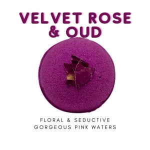 Velvet Rose & Oud Bath Bomb