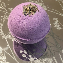 Load image into Gallery viewer, Stephanie Llanelli Cosmetics Relax Bath Bomb | Cruelty-Free & Vegan