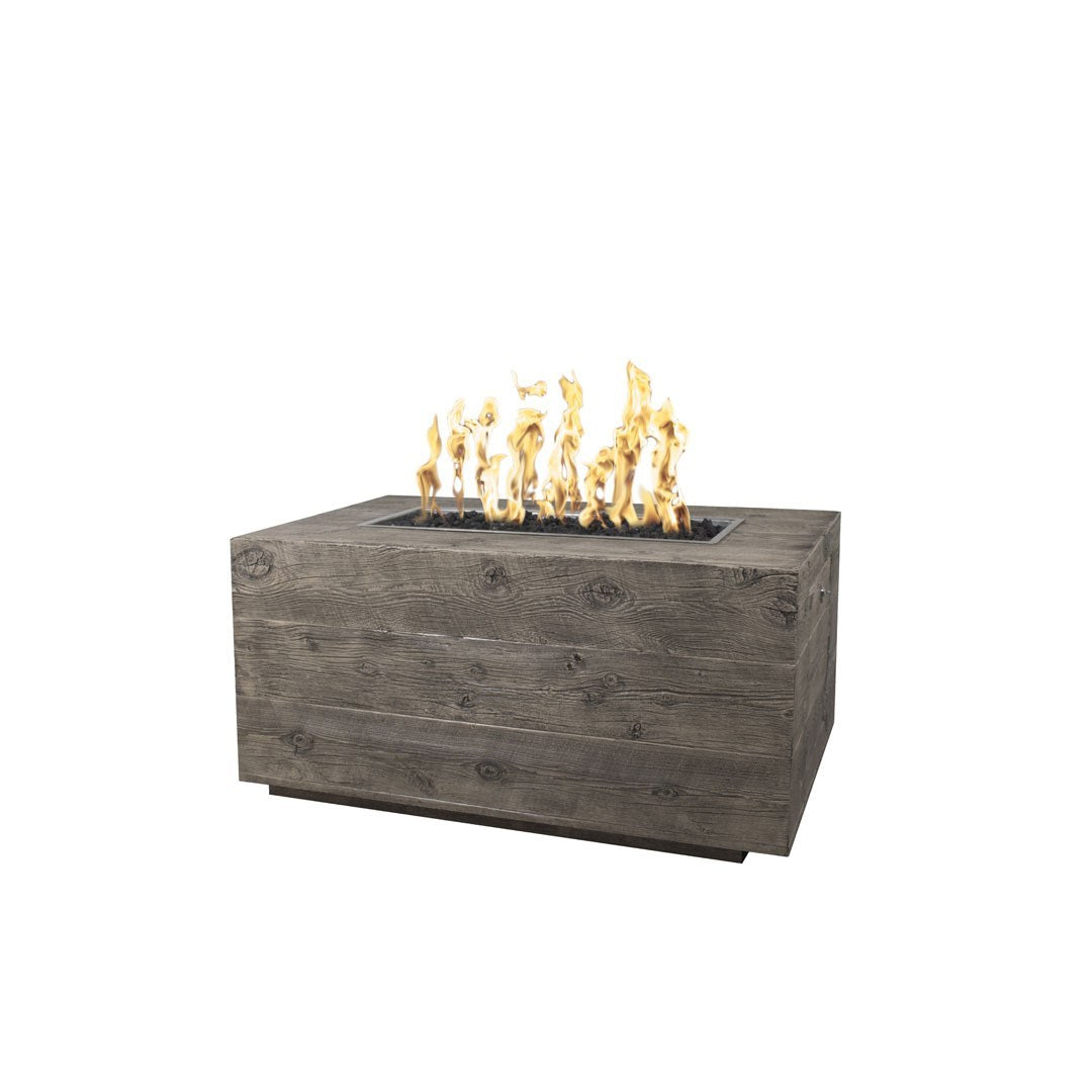 Catalina - Wood Grain Fire Pit