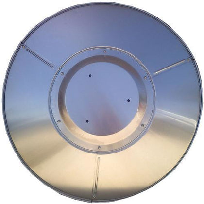 Hiland Heat Reflector Shield (3 Hole Mount) Most Common - Outdoorlivingsuites