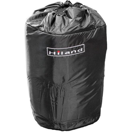 Hiland Heavy Duty Waterproof Black Propane Tank Cover - Outdoorlivingsuites