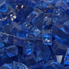 Royal Blue Fireglass Crystals