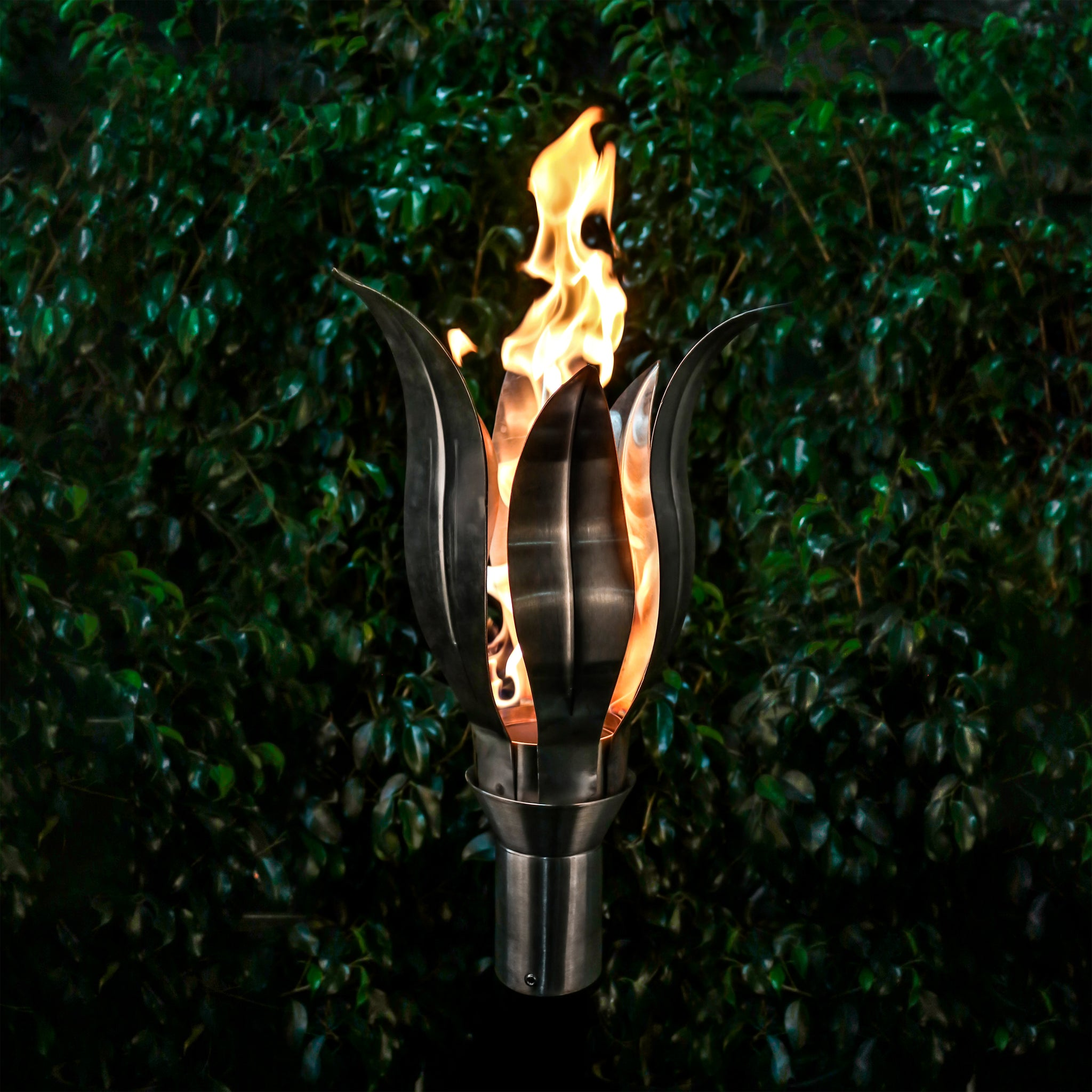Flower Fire Torch
