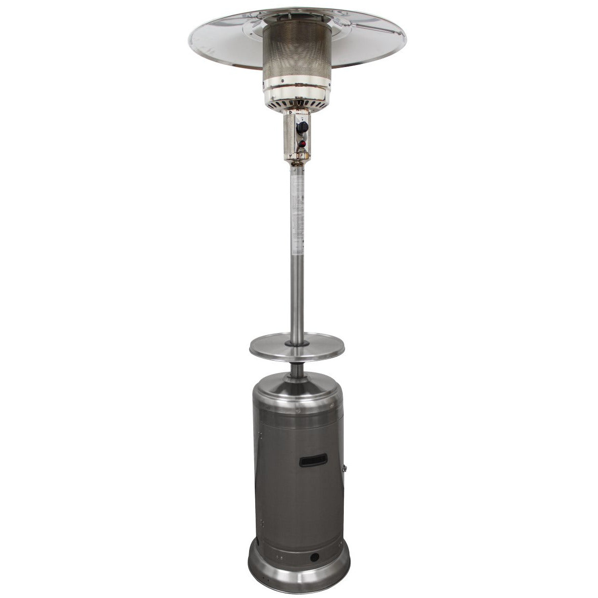 Tall Stainless Steel Patio Heater