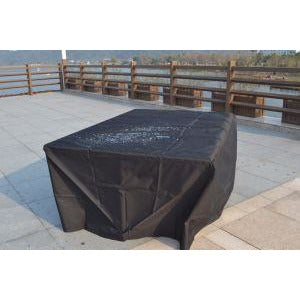 Direct Wicker Classic Accessories Patio Bench/Loveseat/Sofa/Table Cover - Durable and Water Resistant Outdoor Furniture Cover
