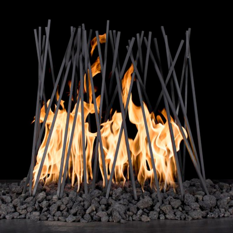 Milled Steel Fire Twigs