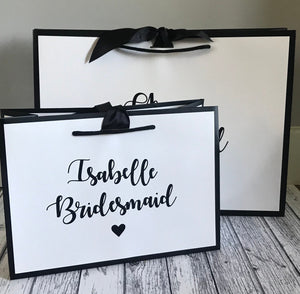 Monochrome Gift Bag