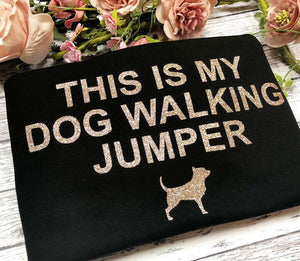 Dog Walking Jumper