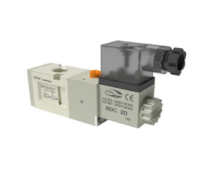 Types of pneumatic valves and their applications