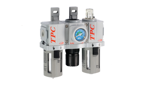 TPC Automation FRL combination unit Modular type