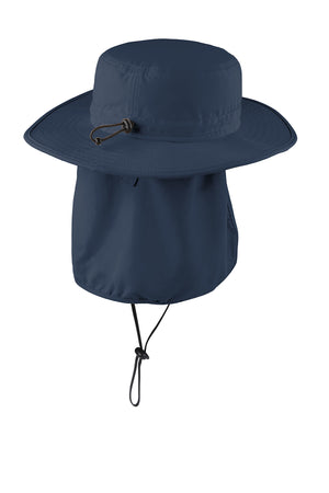 Outdoor Wide-Brim Hat