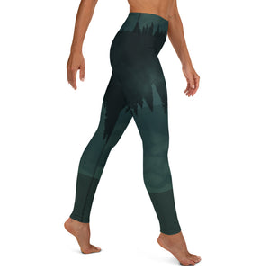 Emerald Forest Yoga Pant