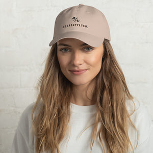 Mountain / Wave Dad hat