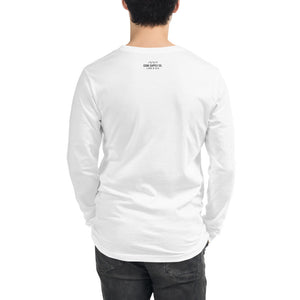 Wave Watcher ~ Full Graphic Unisex Long Sleeve Tee