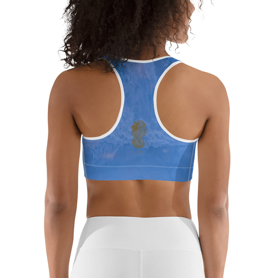 Blue waters Sports bra