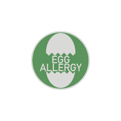 Egg Allergy Badge