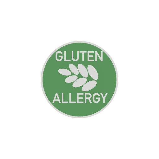 Gluten Allergy Badge