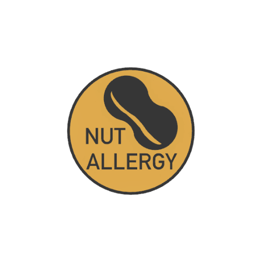 Nut Allergy Badge