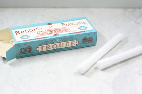 Bougies La Française Hollow Candles