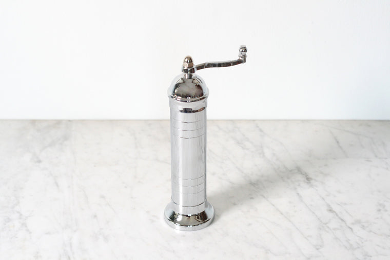 Atlas Pepper Mill, Chrome