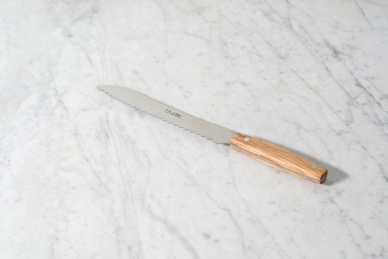 Olivewood Bread Knife