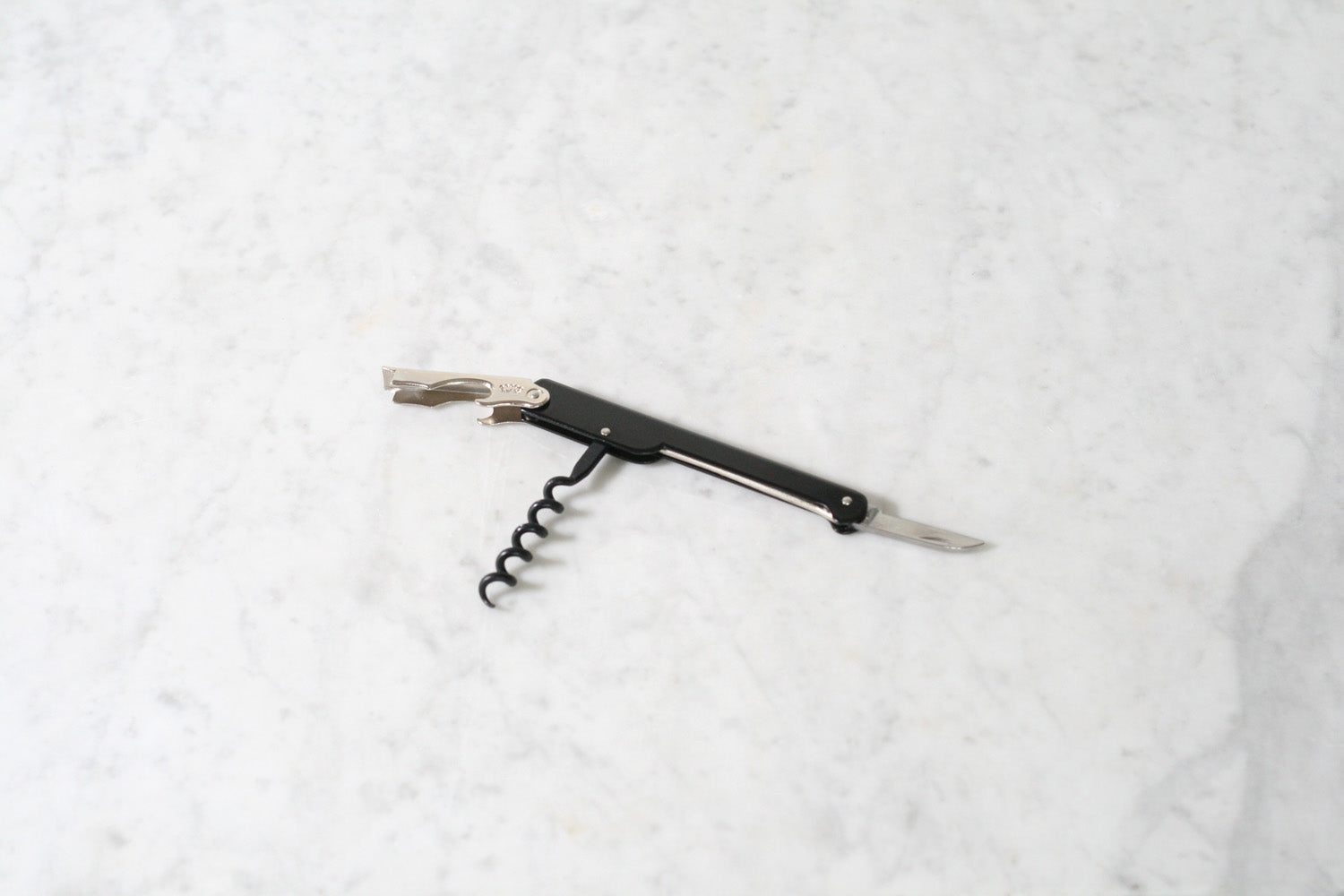 Cartailler-Deluc Waiter's Corkscrew. Made in France.