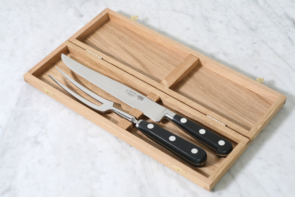 Sabatier Carving Knife Set