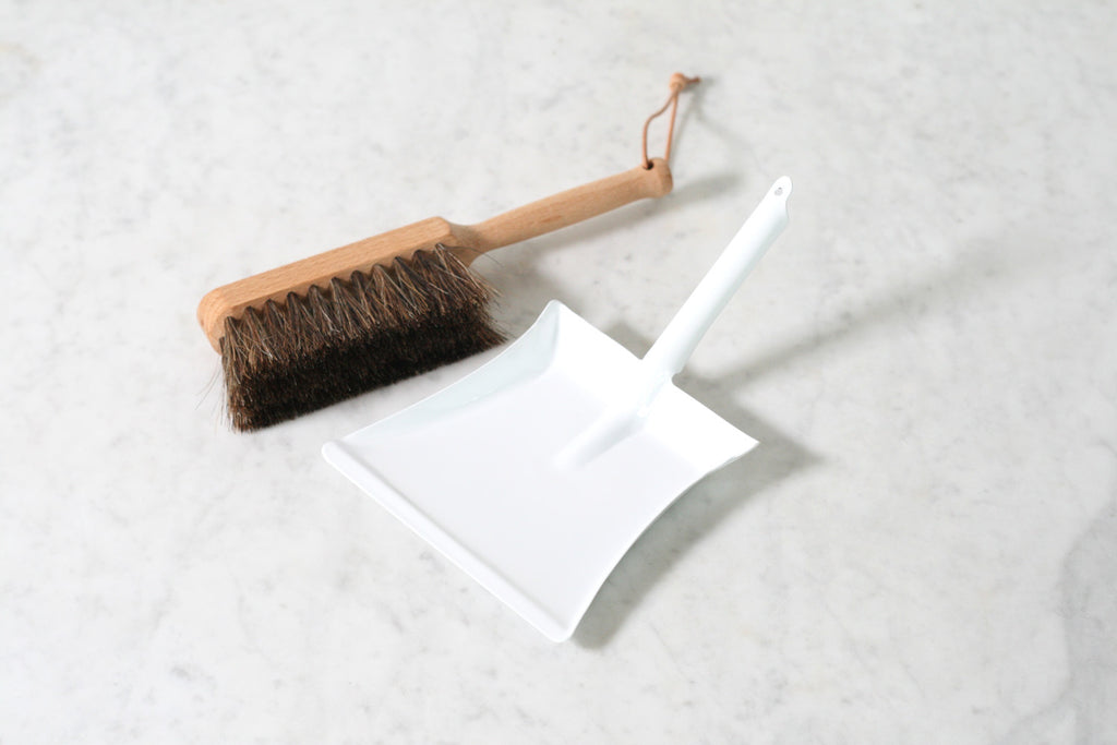 Redecker Child's Dustpan and Brush Set