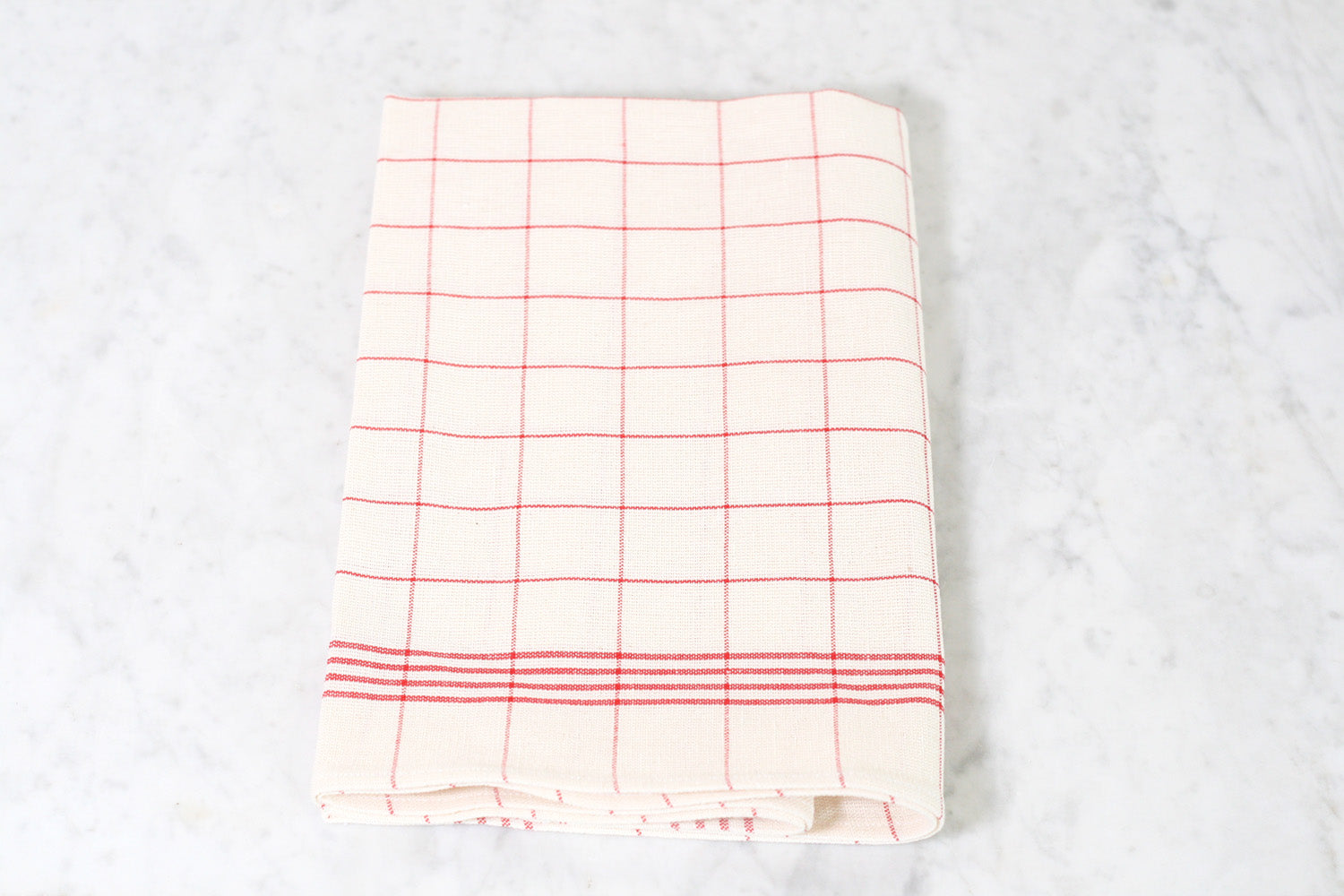 Classic Dish Towel Red